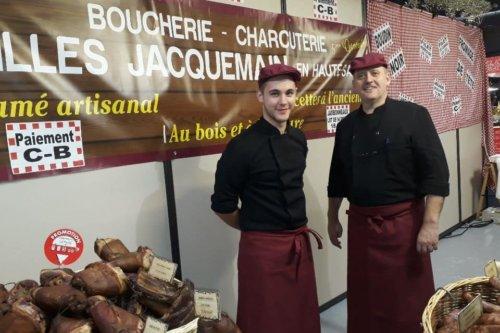 Boucherie Charcuterie Gilles Jacquemain Jaidemescommercants.fr