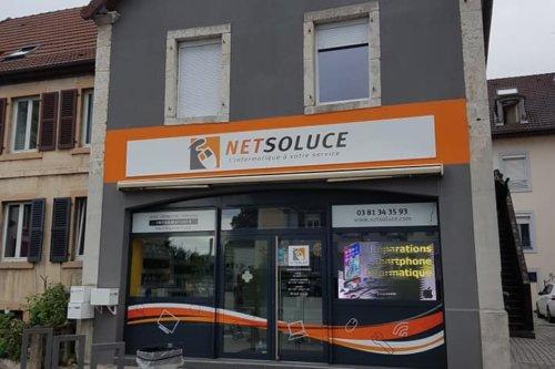 Netsoluce Informatique Jaidemescommercants.fr