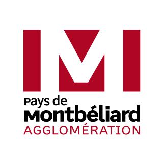 Logo de Pays de Montbéliard Agglomération