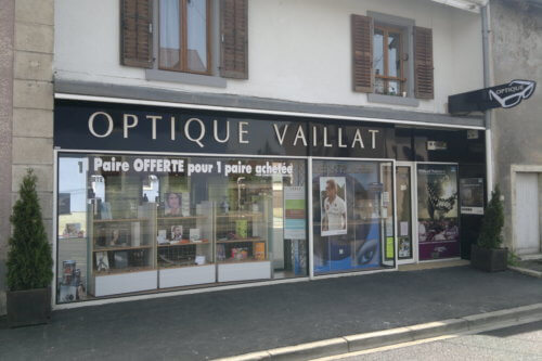 Optique Vaillat Jaidemescommercants.fr