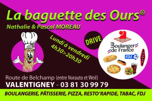 La Baguette des Ours Jaidemescommercants.fr