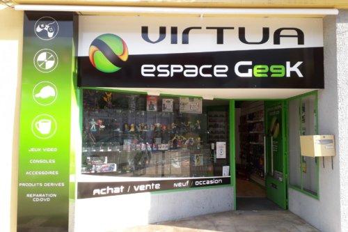 Virtua espace geek Jaidemescommercants.fr