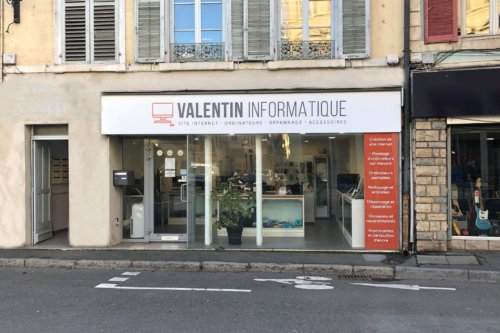 Valentin Informatique Jaidemescommercants.fr