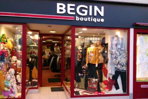 Boutique Begin Jaidemescommercants.fr